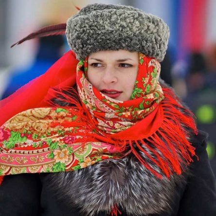 Russian Dress
